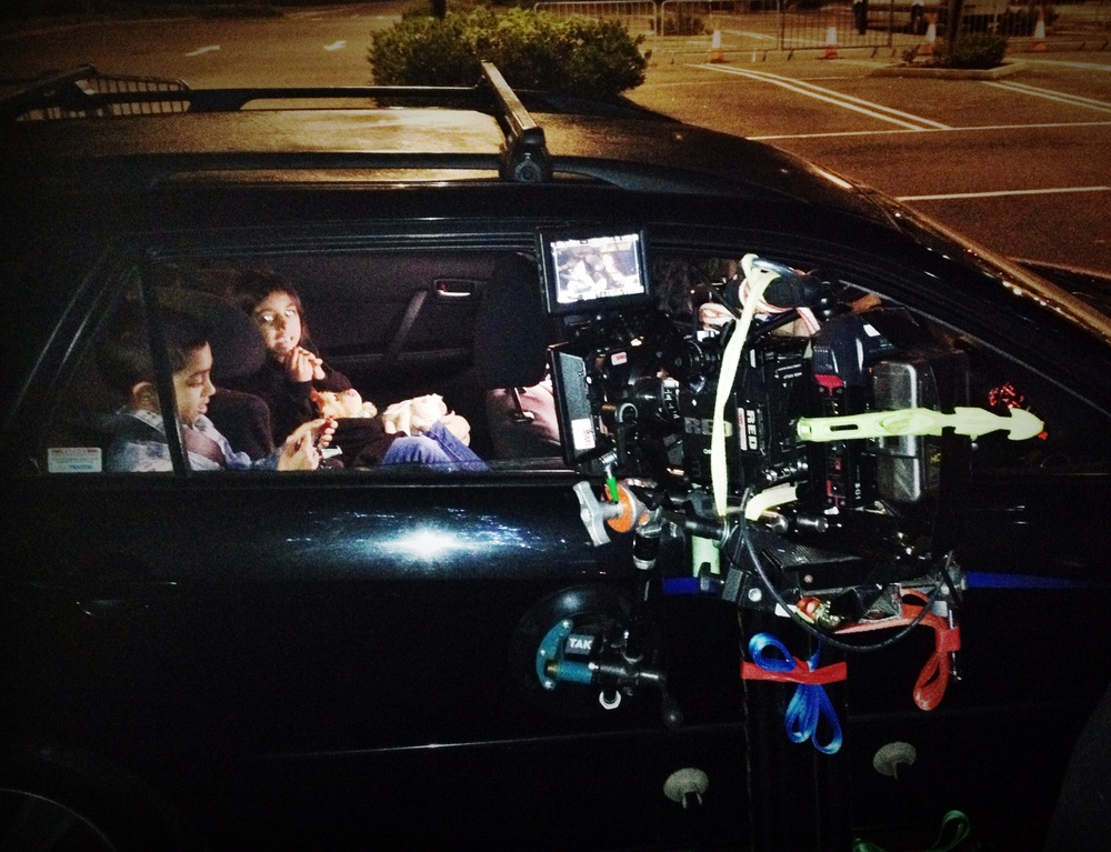 Car Rig - Richard Cornelius - Director of Photography