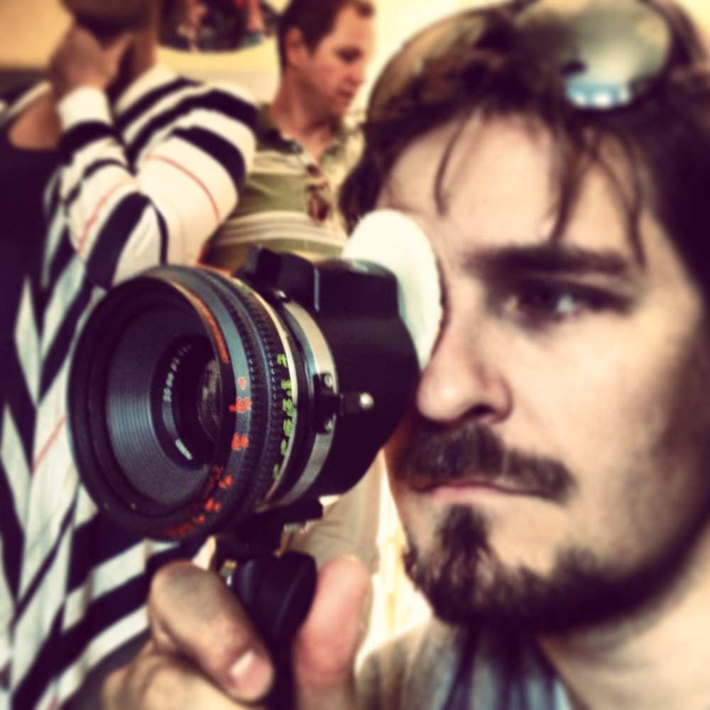 Richard Cornelius - Director of Photography