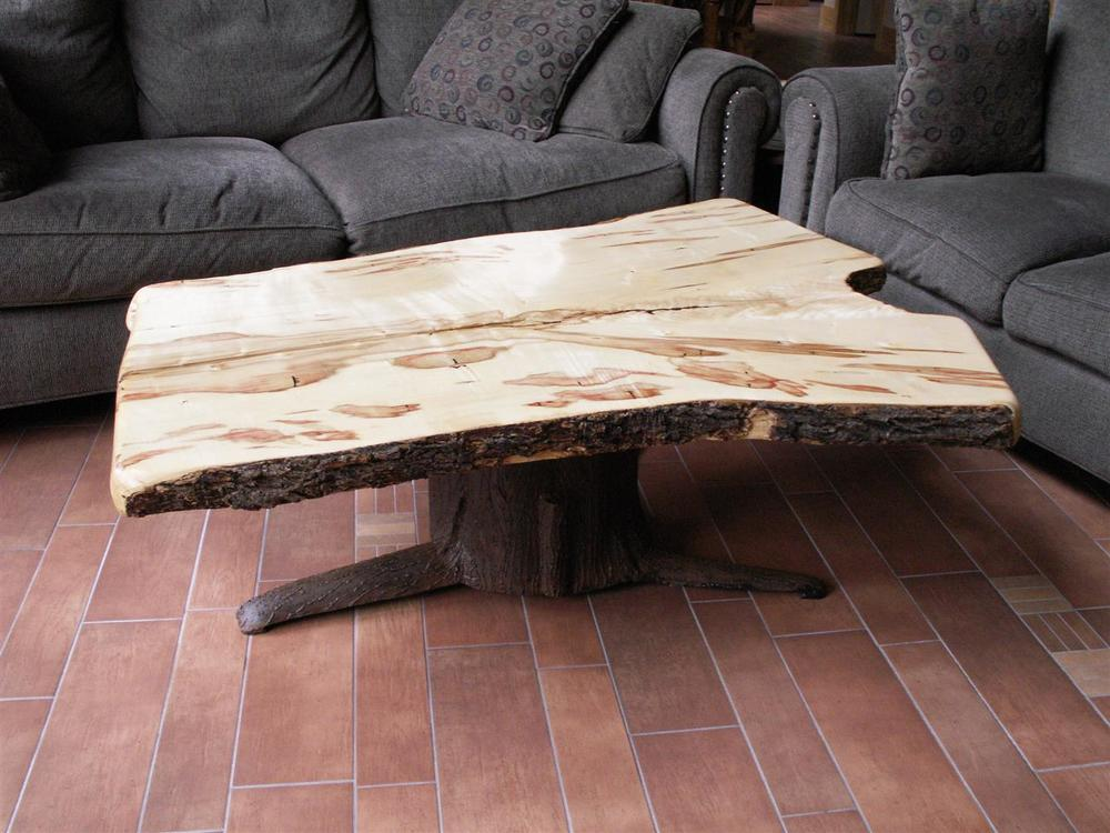 Coffee Table  in  Box Elder
