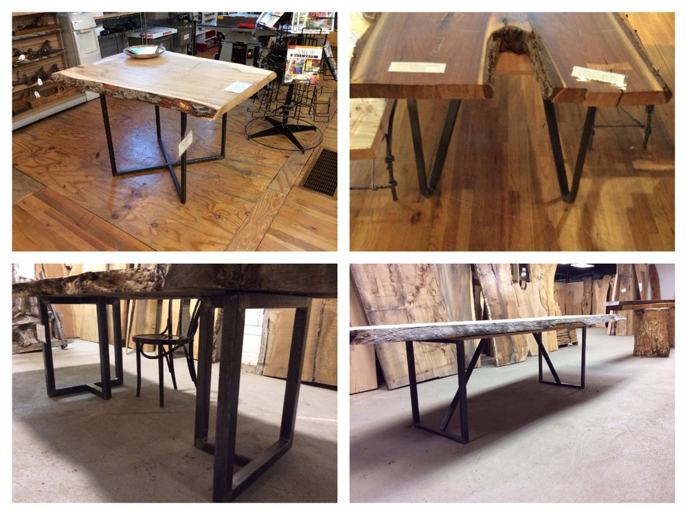 New steel table bases for sale now asheville hardware Davis home furniture asheville hours
