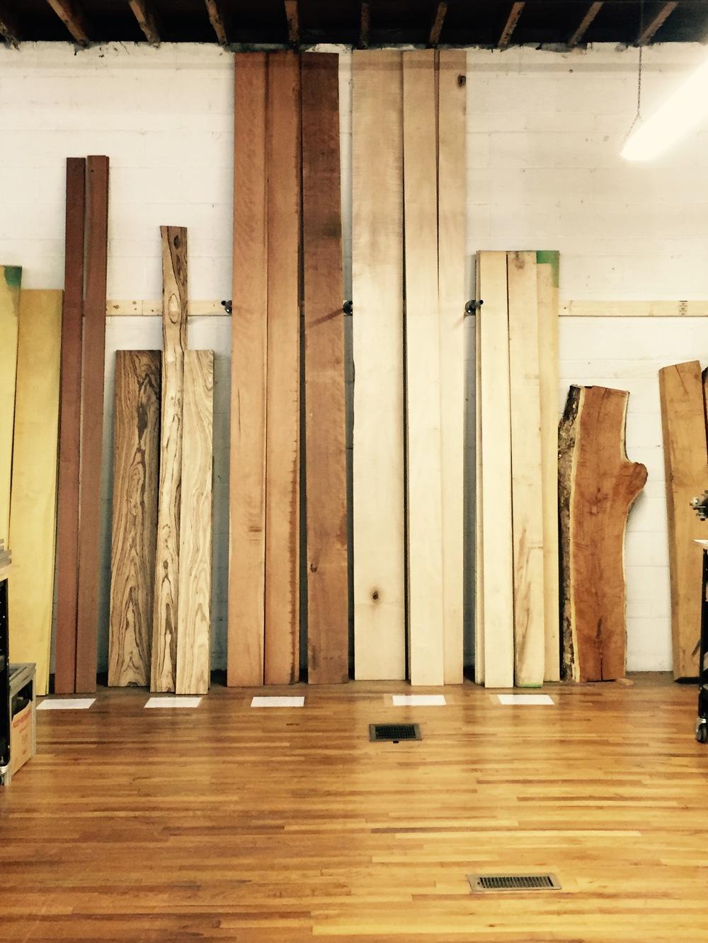 FAS Lumber