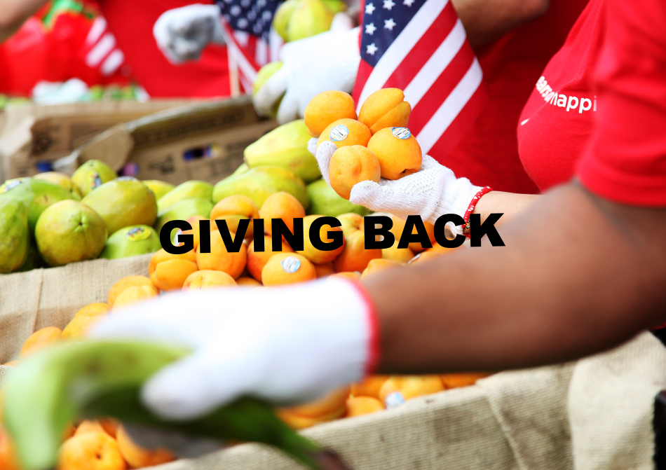 Giving is at our core. Click here to learn how we donate a portion of our profit locally.