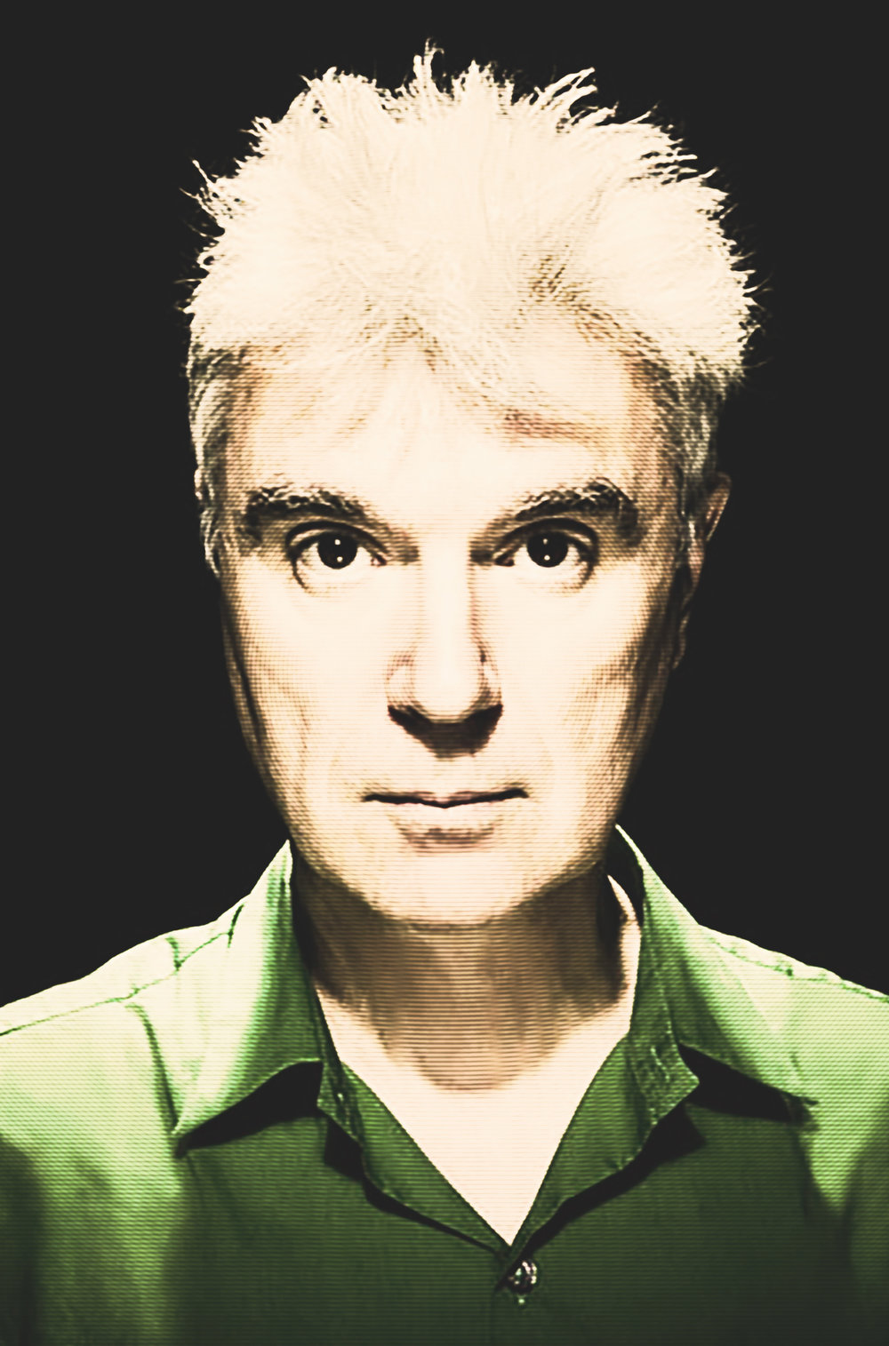 Interview with David Byrne, former Talking Heads frontman, about his concept album Here Lies Love.
