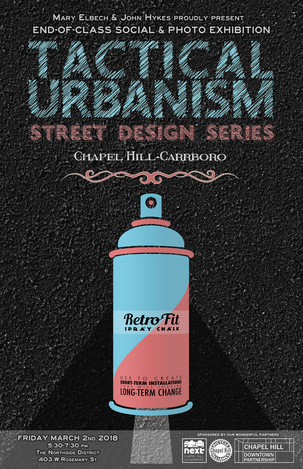 Tactical Urbanism Street Design Series