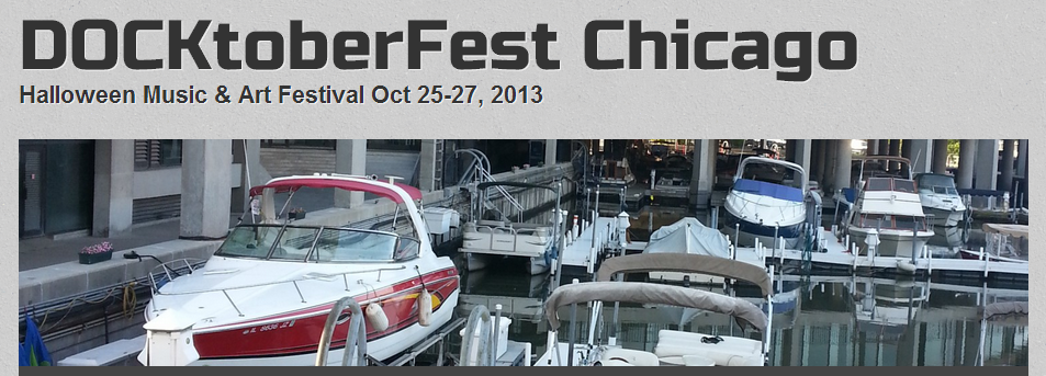 DOCKTOBERFEST CHICAGO, Oct 25-27th