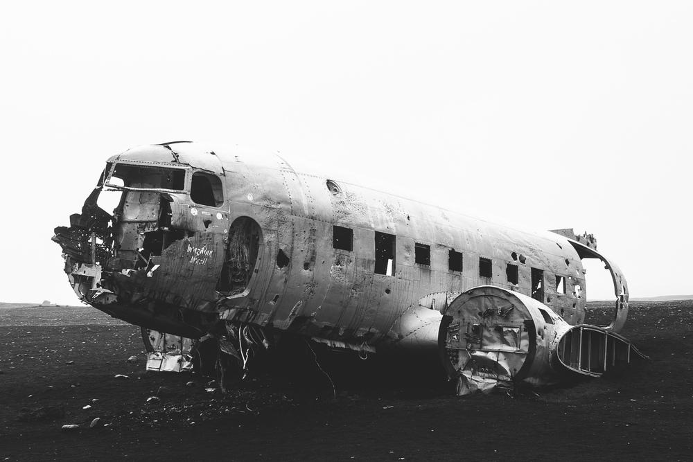 Dc-3 Plane Wreckage