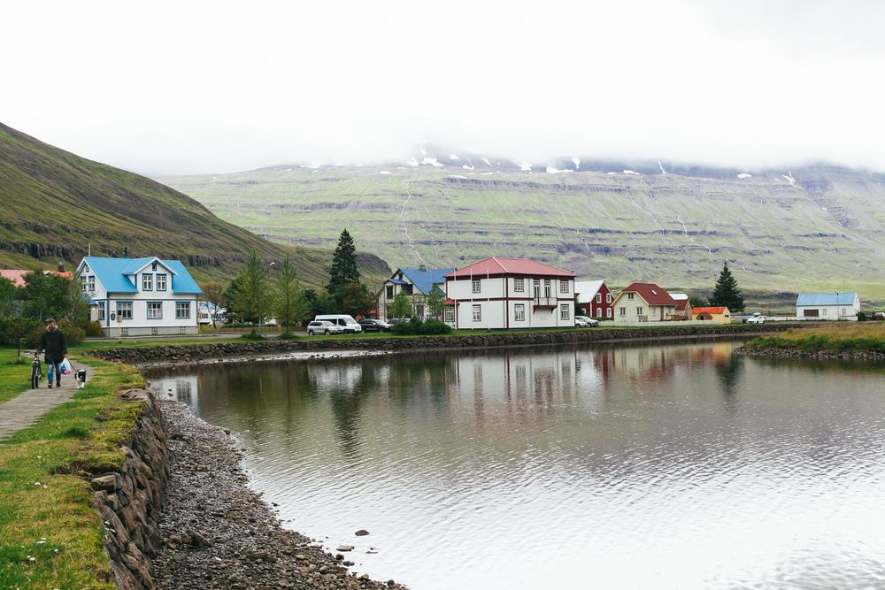 Town of Seyðisfjörður
