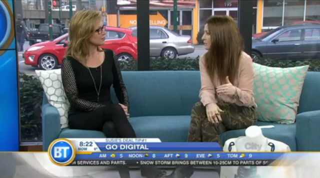 Breakfast Television Vancouver: Get A Deal Like The Pros
