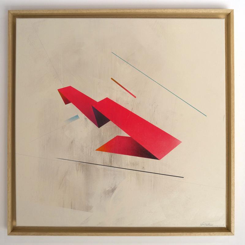 'Equilibrium I' –  Remi Rough
