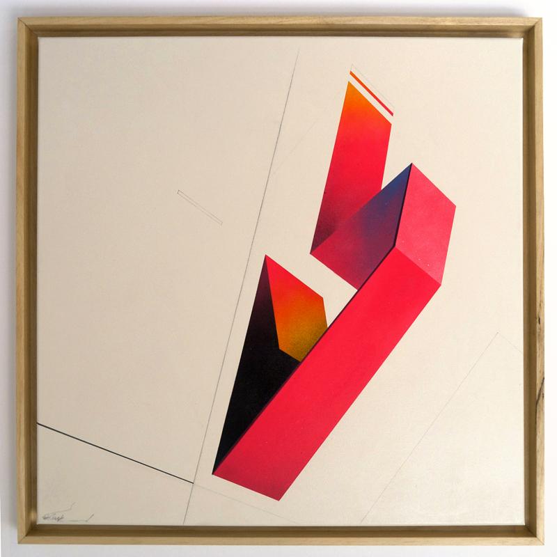 'Equilibrium II' –  Remi Rough