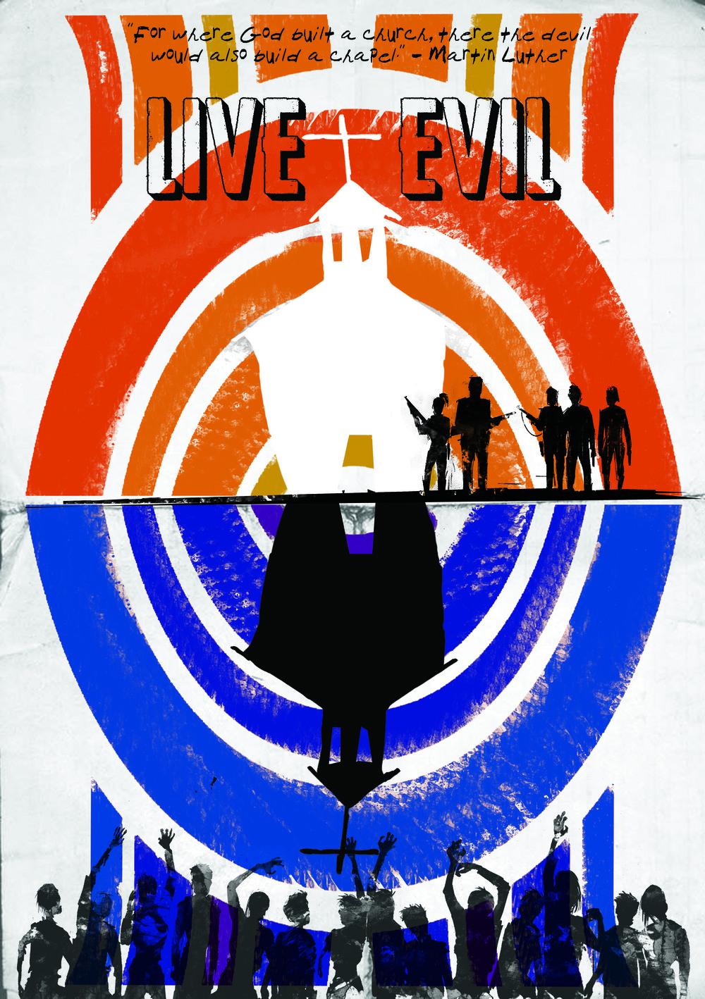 Live-Evil One Sheet