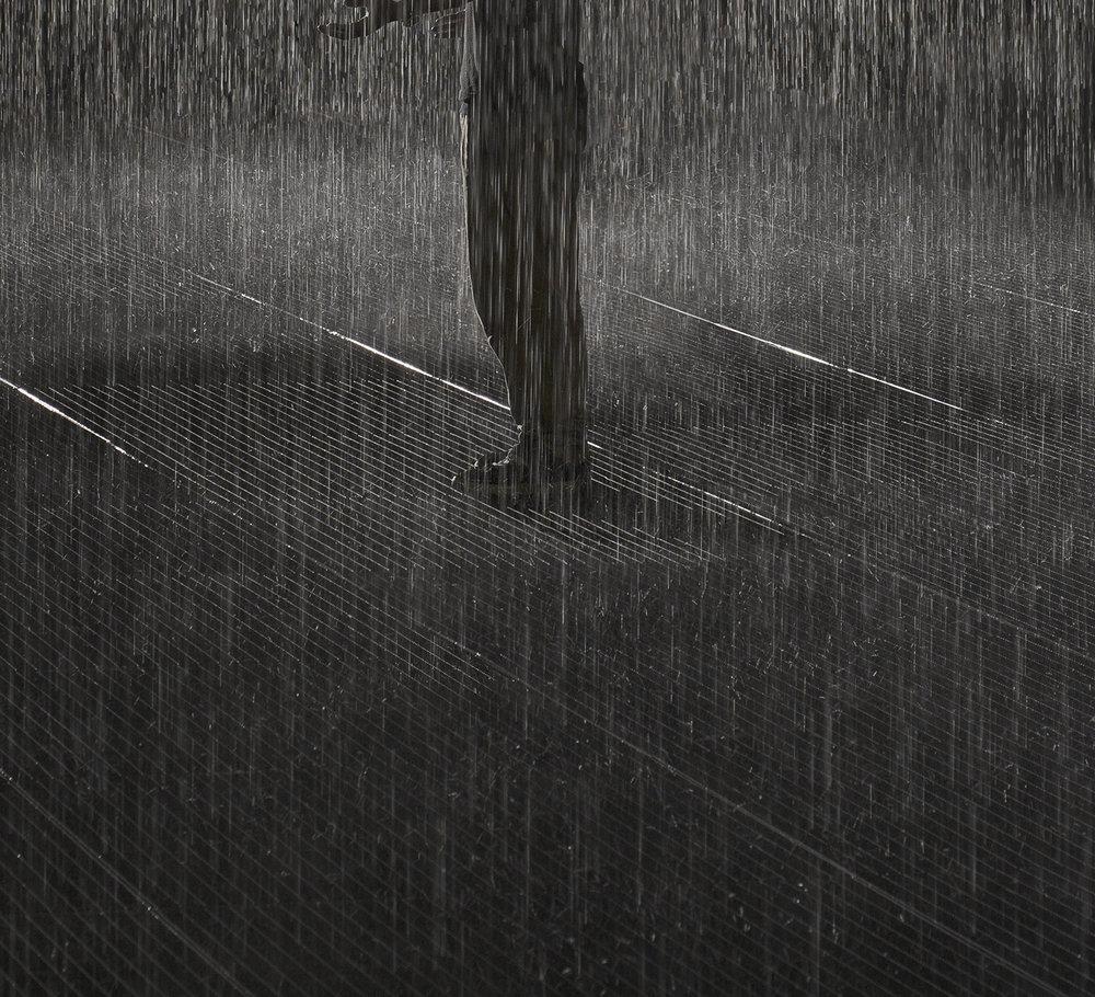 Rain Room ( Detail )
