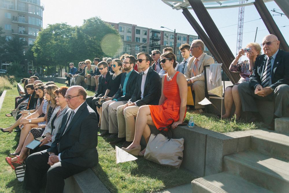 tanner-springs-park-ecotrust-building-wedding-ceremony-audience-portland-oregon-shelley-marie-photo