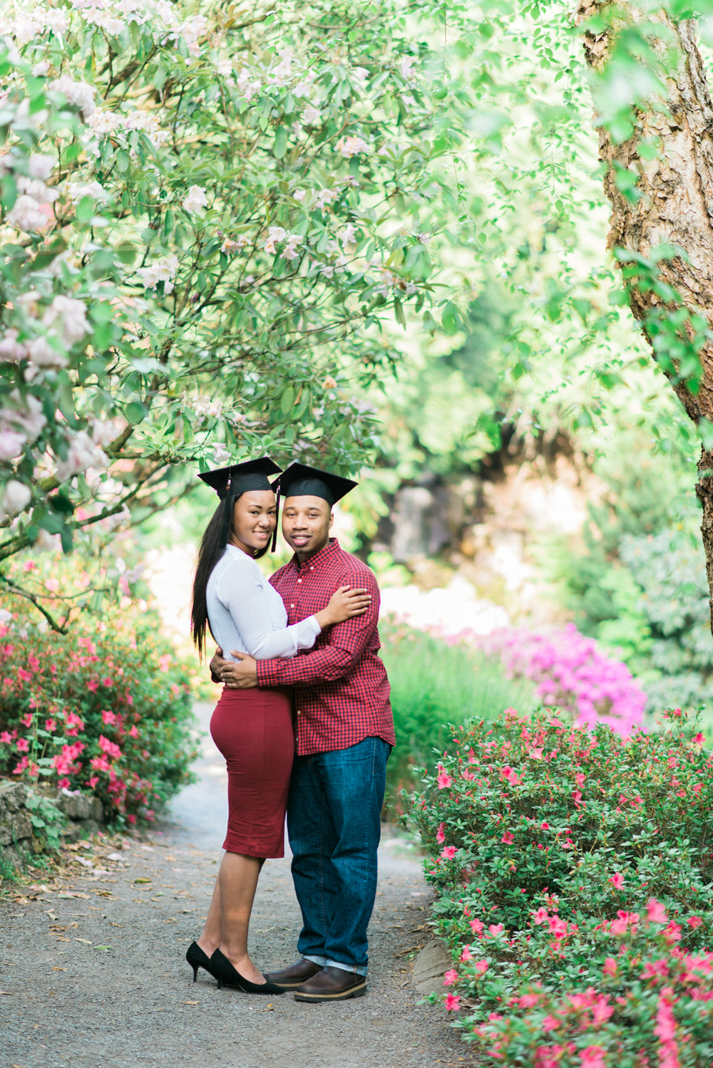 portland-engagement-photographer-wsu-graduation-portrait-crystal-springs-rhododendron-garden-shelley-marie-photo-1
