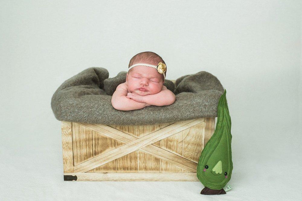 portland-newborn-photographer-baby-girl-yellow-flower-headband-wood-basket-03