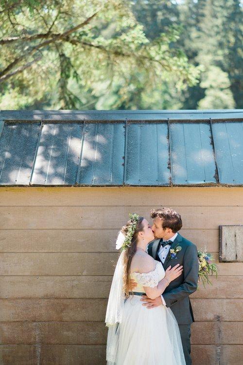 Astoria Wedding - Fort Stevens State Park - Crista & Kevin ...