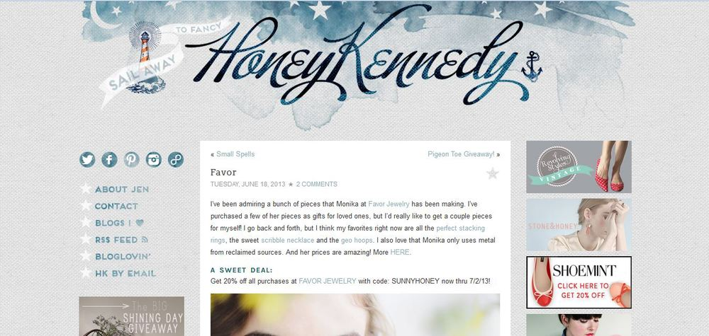 Honey Kennedy