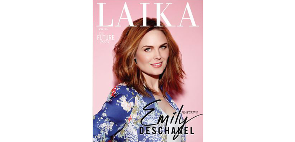 Laika featuring Emily Deschanel Favor Jewelry
