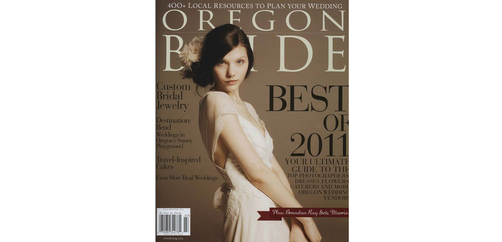 Oregon Bride Best of Featuring Favor Jewelry