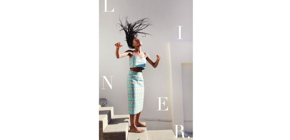 Liner Issue 8