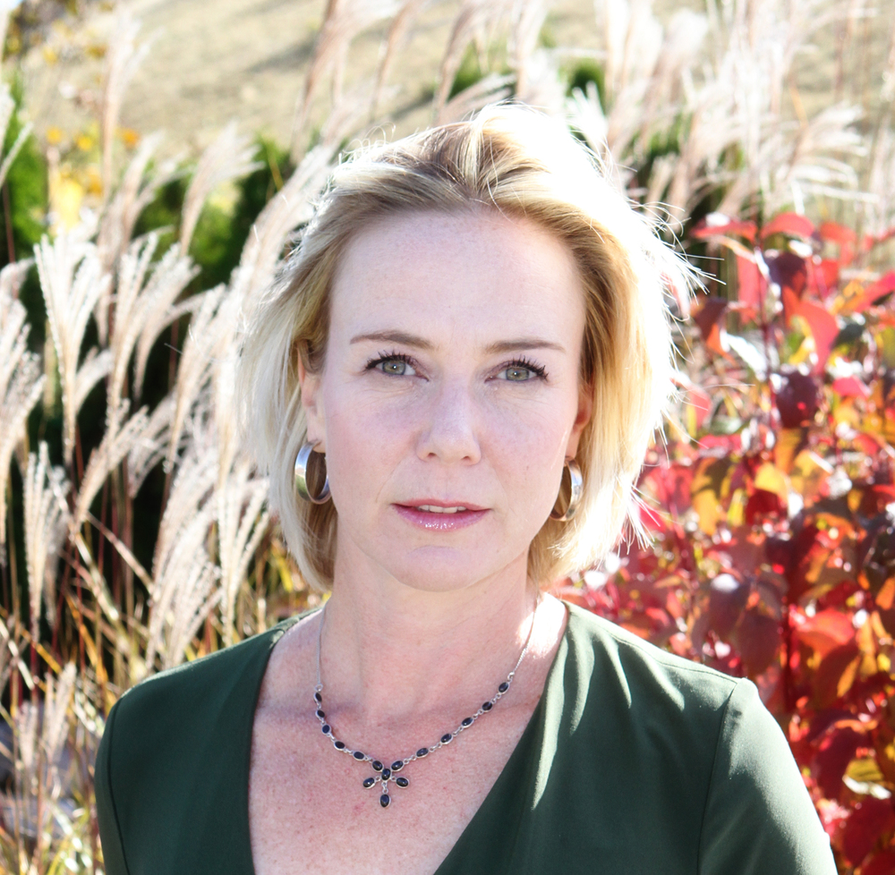 The lovely Sarah Hegger