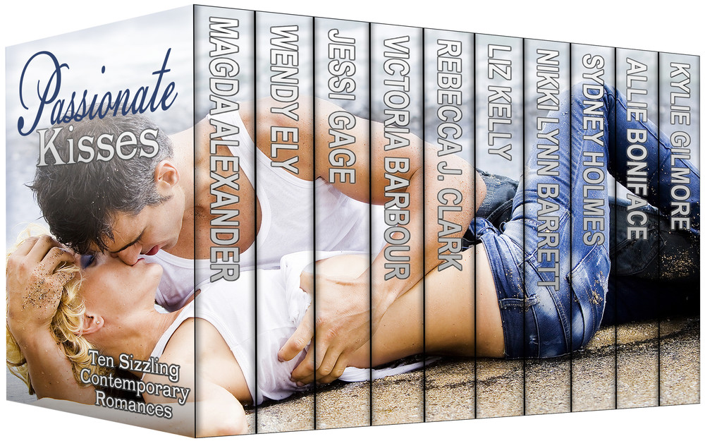 Passionate Kisses boxed set goes on sale for just .99 June 23!