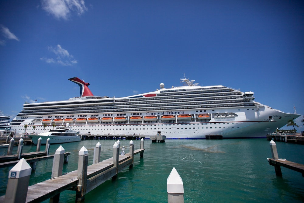 Carnival Triumph, Key West, FL