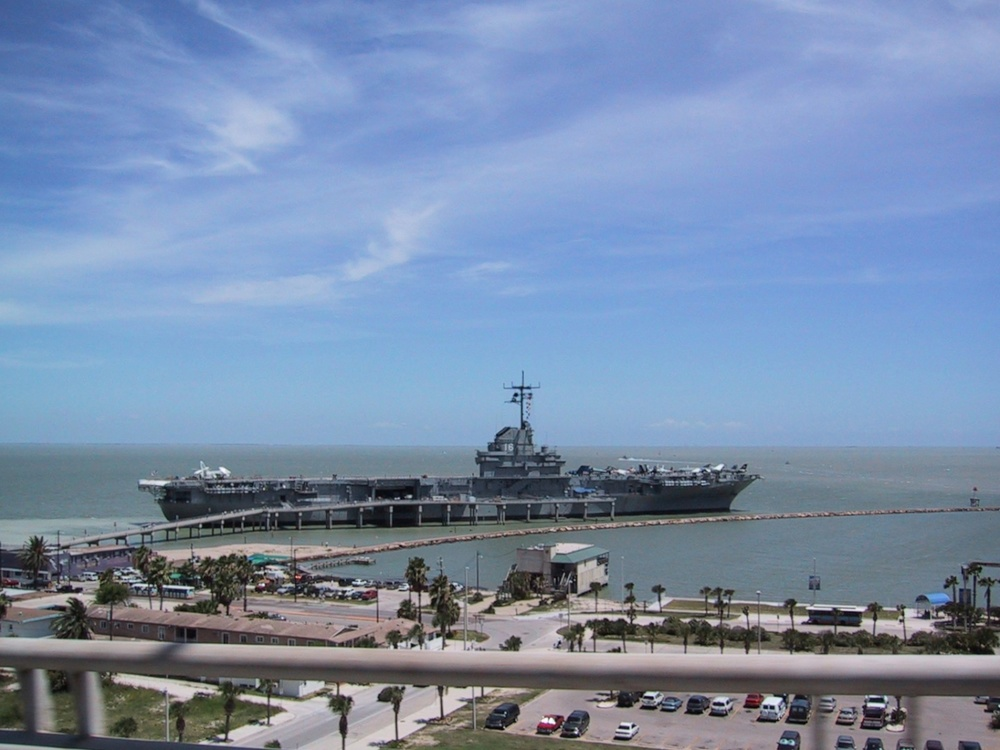 USS Lexington Aircraft Carrier Museum, Corpus Christi, TX