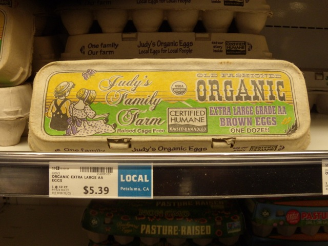 "The Times never bothered to check whether the eggs were being marketed as ""certified humane."""