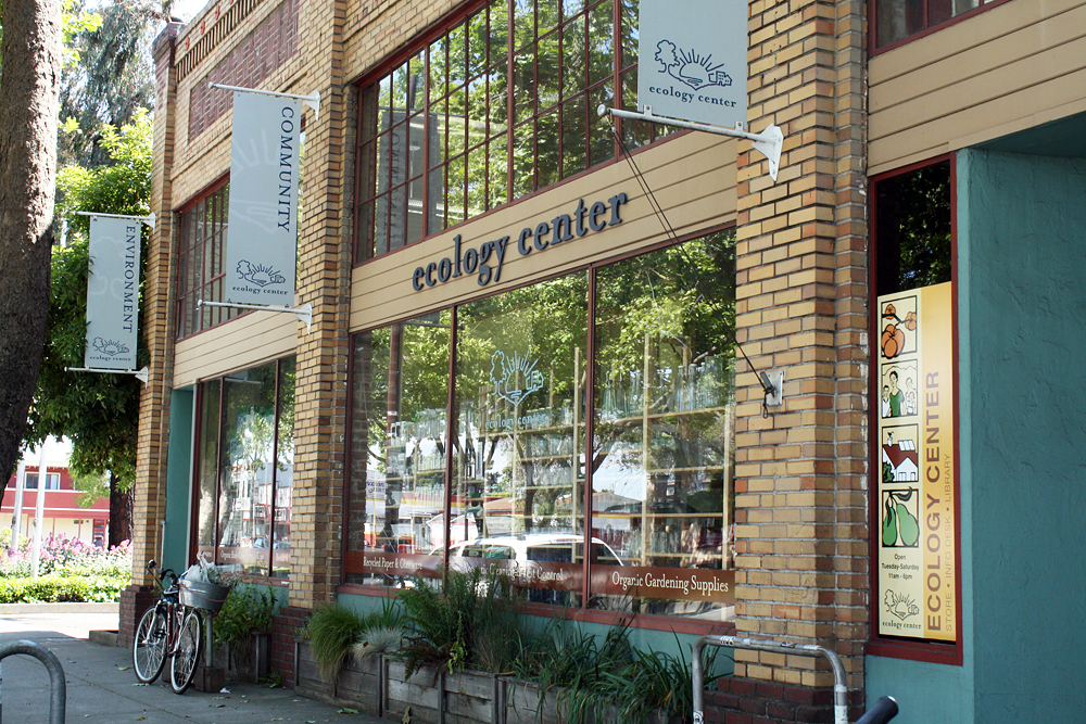 Berkeley's Ecology Center led the way for urban environmental groups.