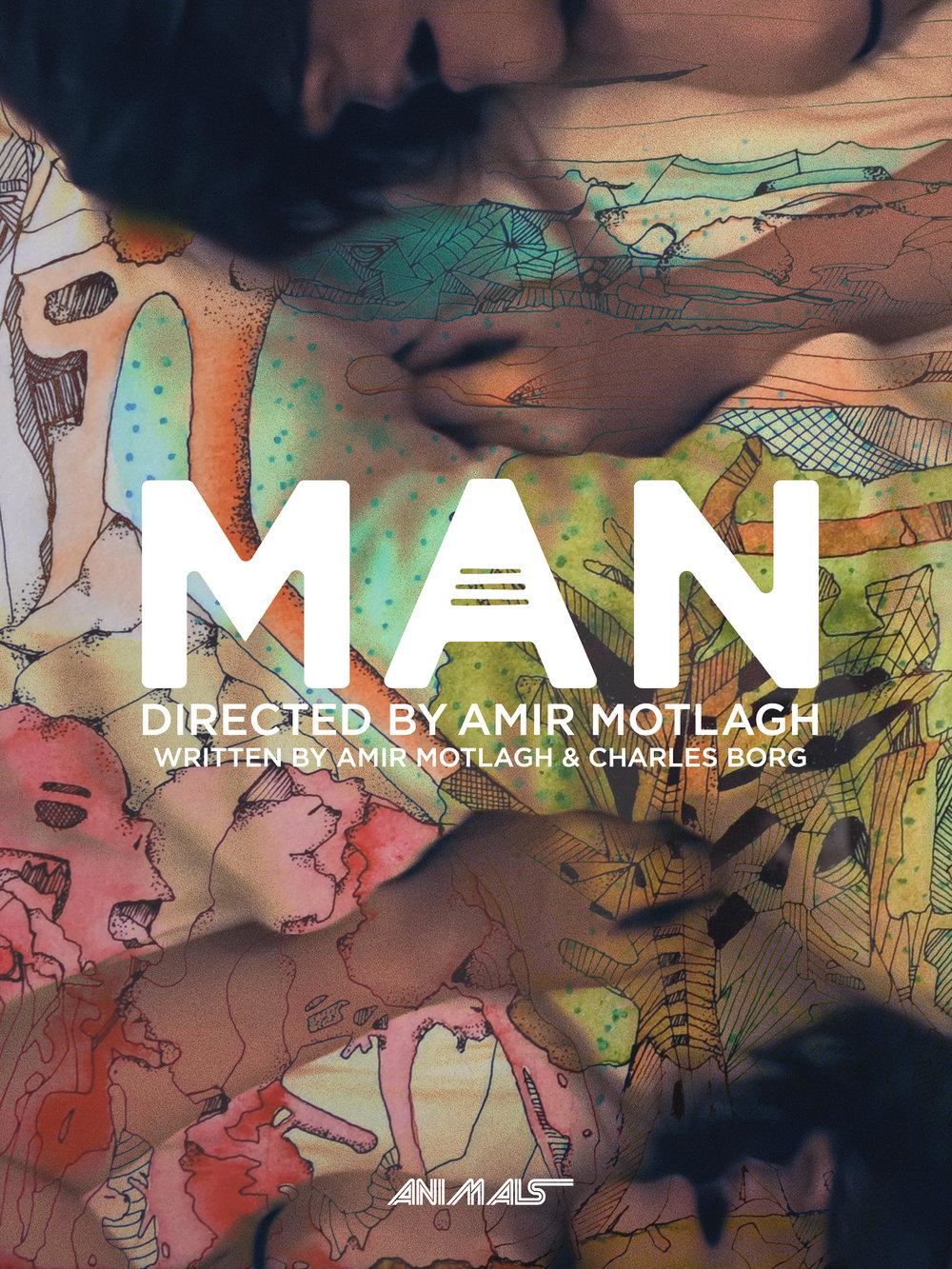 MAN Official Poster Art