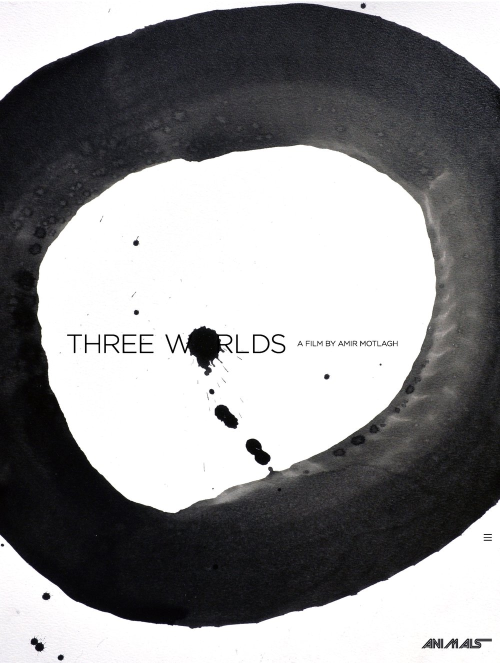 Three Worlds Official Poster