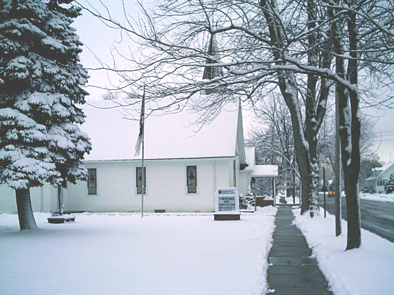 Merrill Congregational Christian Church