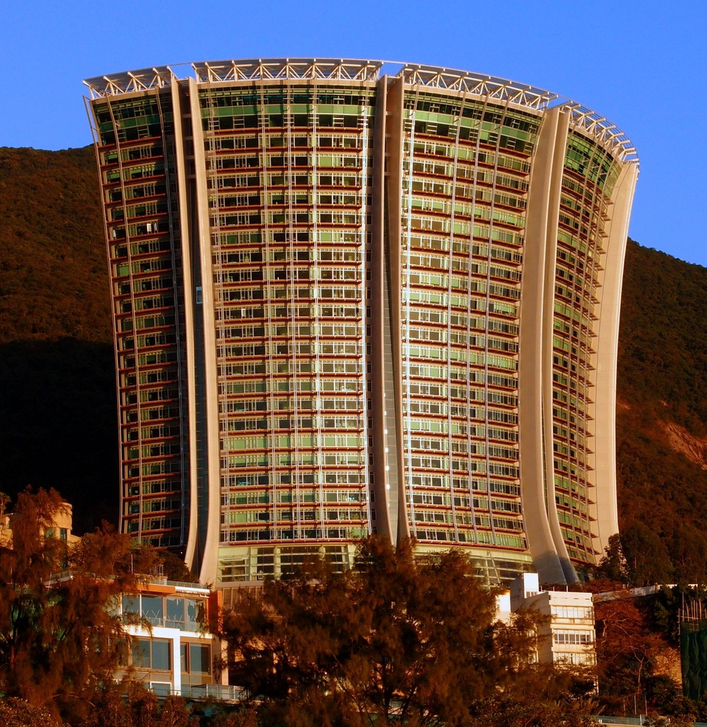 Where top executives live, the Lily at Repulse Bay