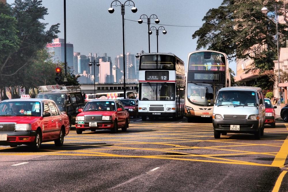 Salisbury Road, TST, Kowloon