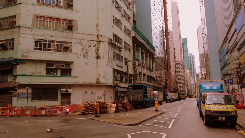 Kwun Tong in Kowloon