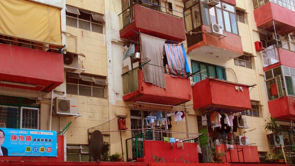 Tsuen Wan housing