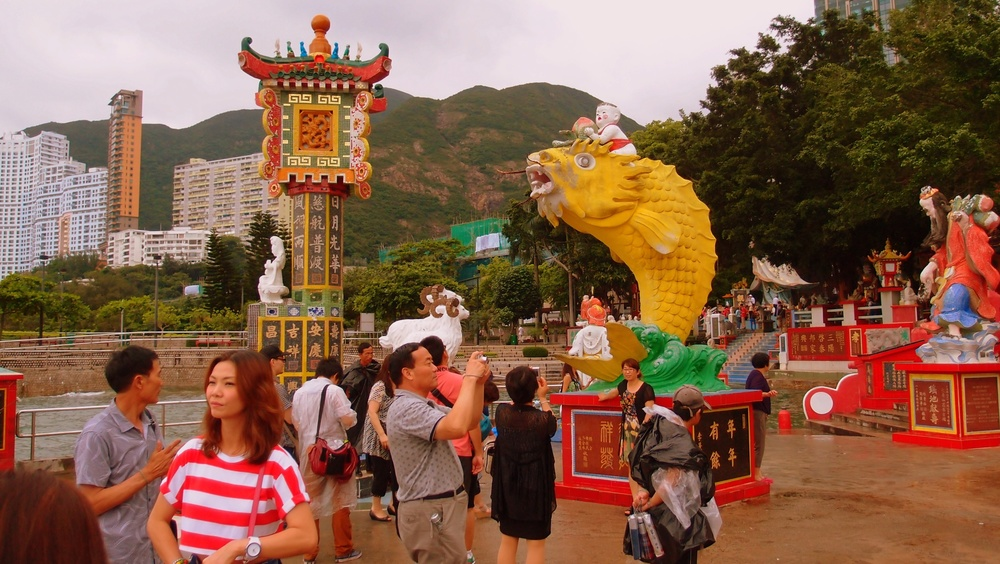 The fish of prosperity, Repulse Bay