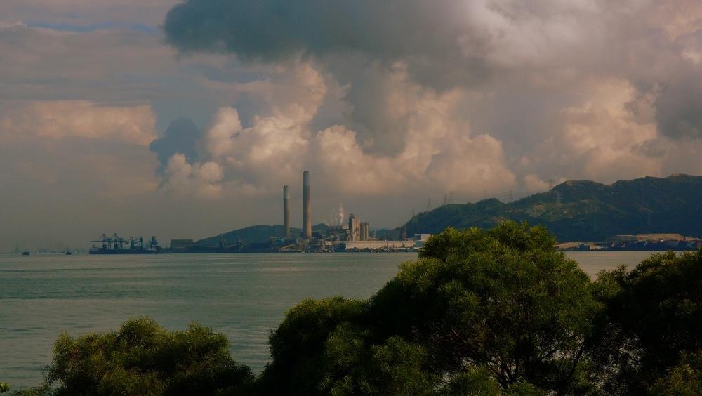 The Tuen Mun Power Station