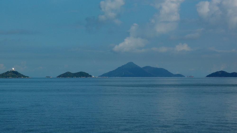 Some of our outlying islands