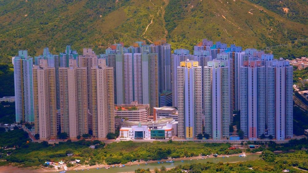 Public housing in Tung Chung