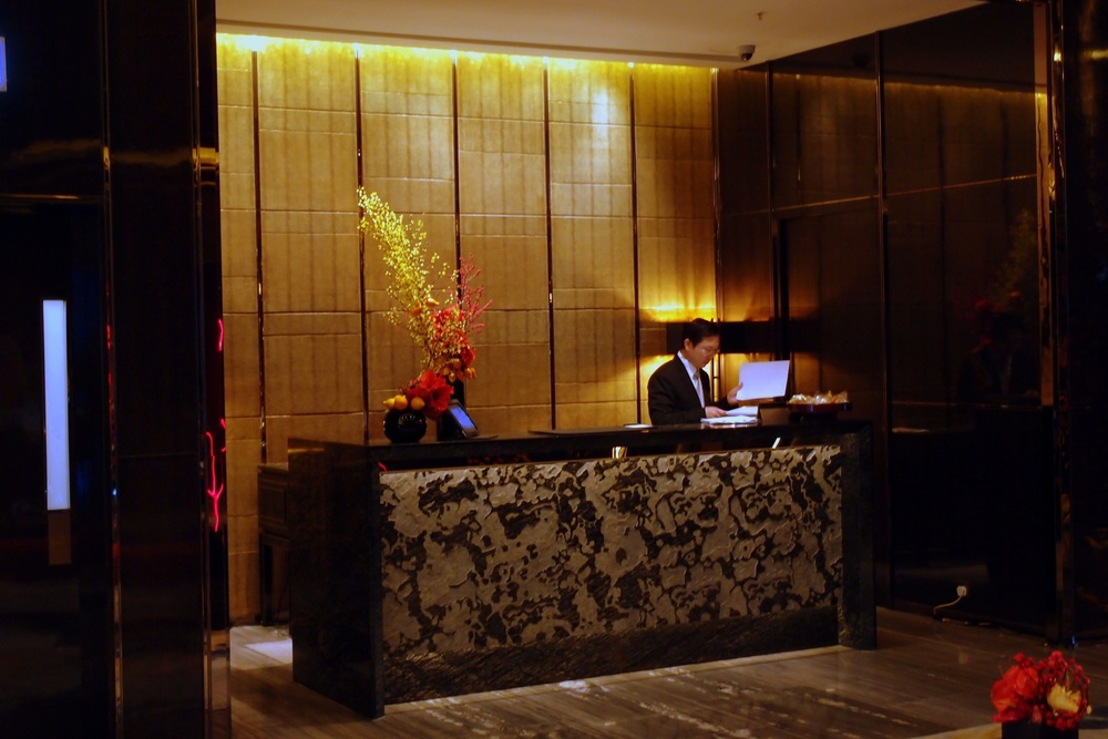 The hardworking and rather connected Concierge