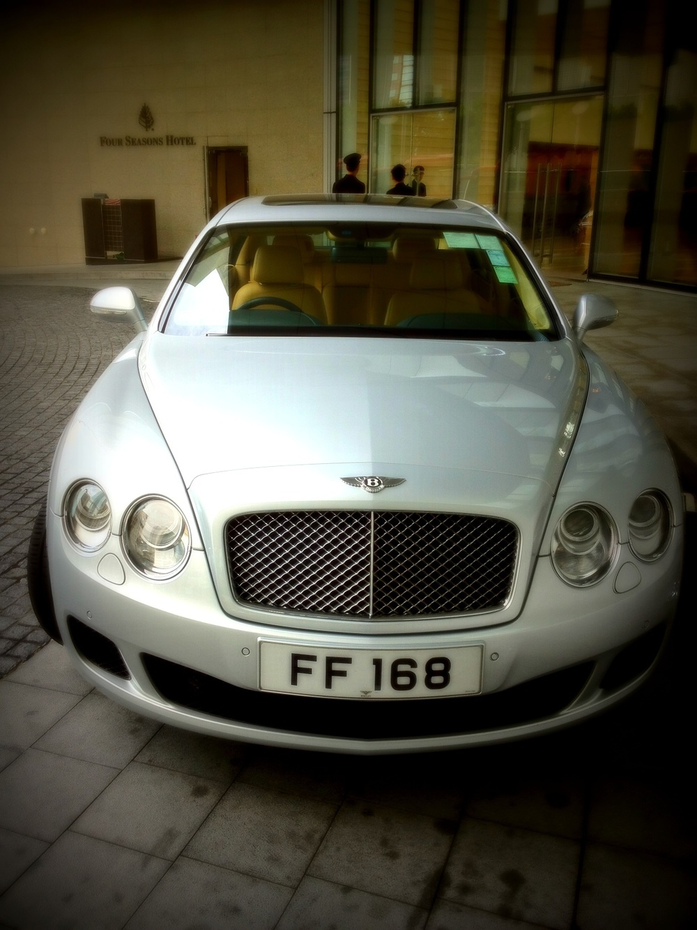 The Four Seasons Bentley