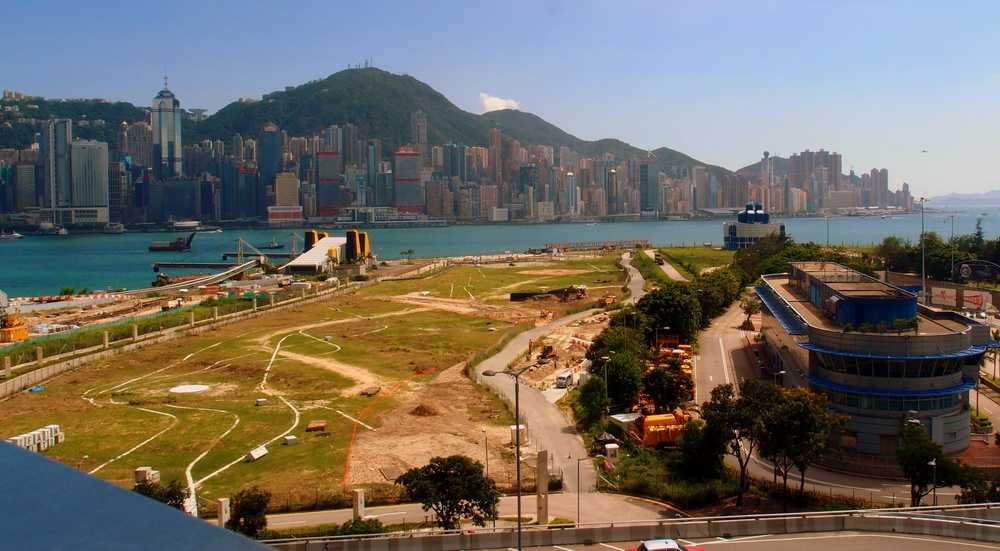 A complete shambles - the West Kowloon Cultural District