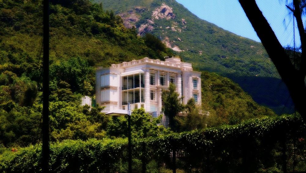 A very, very nice house