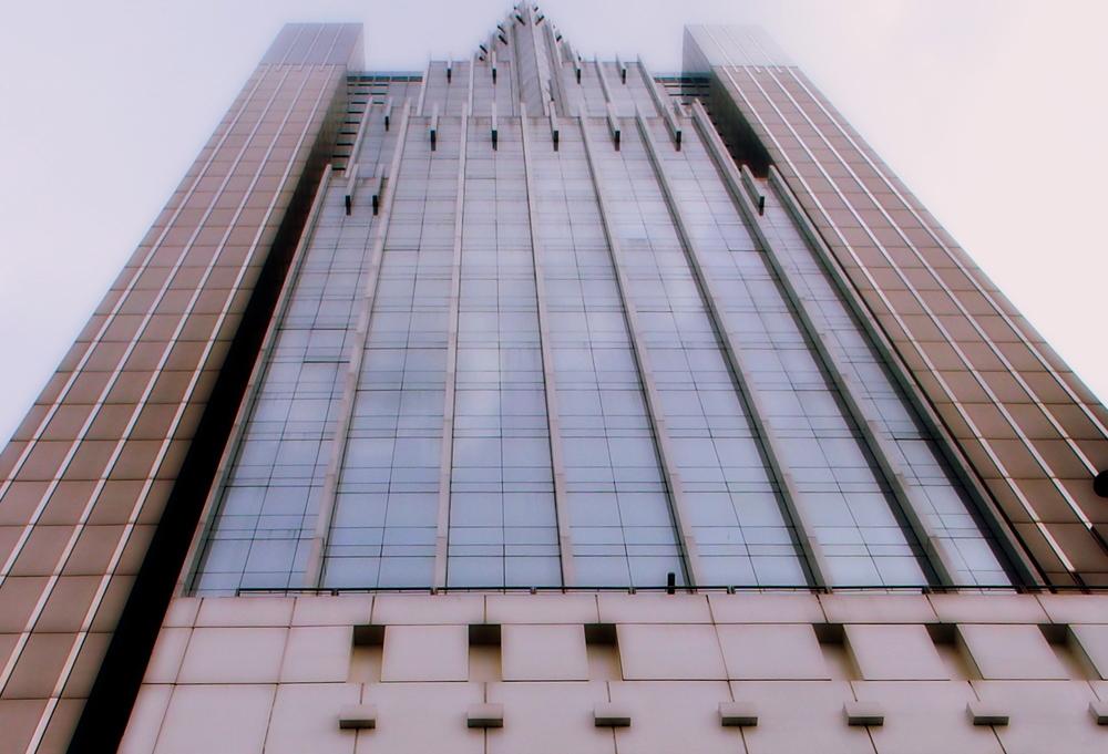 A very impressive building