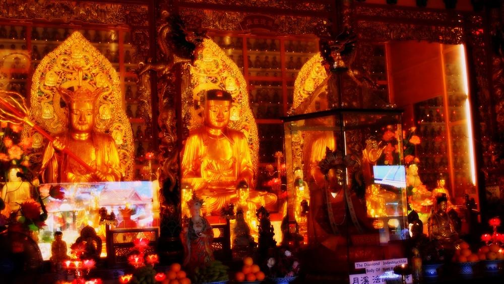 I love Temples & Monasteries