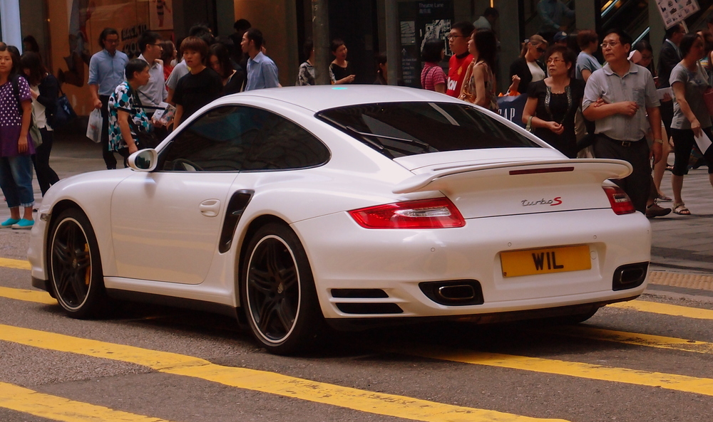 13 of my favourite Hong Kong cars