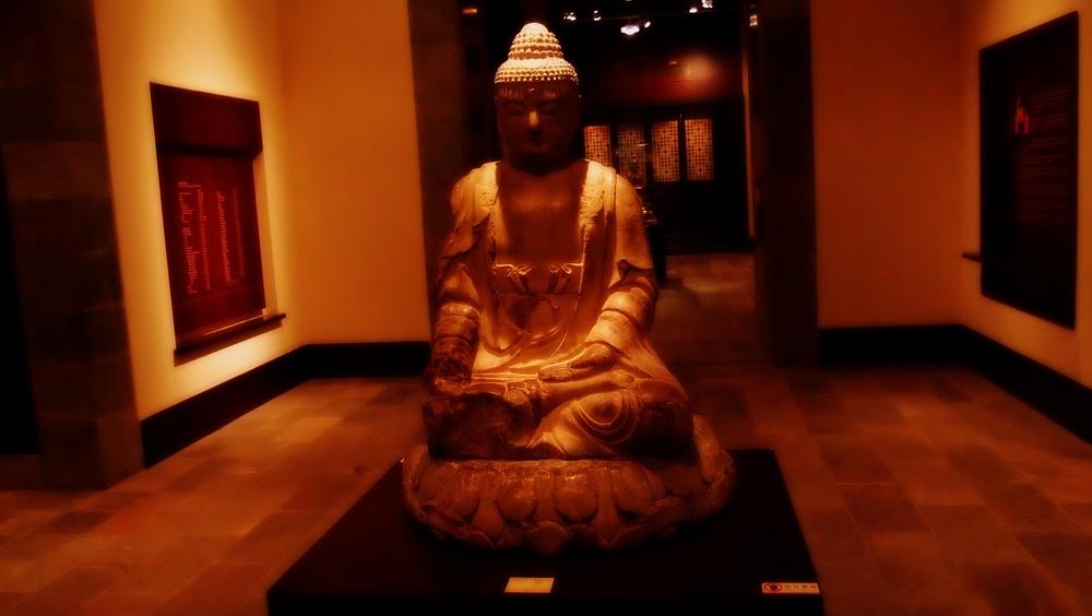Exhibit at the Heritage Museum