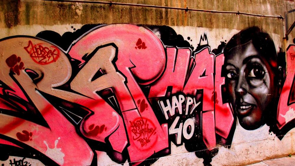 Good graffiti